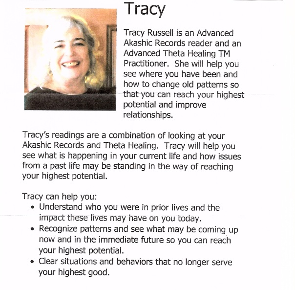 Tracy Russell